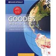 Rand Mcnally Goode's World Atlas by VEREGIN, 9780528877537
