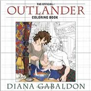 The Official Outlander Coloring Book by Gabaldon, Diana, 9780399177538