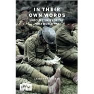 In Their Own Words by Richards, Anthony, 9781904897538