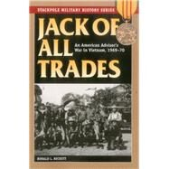 Jack of All Trades by Beckett, Ronald L., 9780811717540