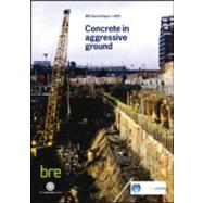 Concrete in Aggressive Ground: (SD 1) by Unknown, 9781860817540