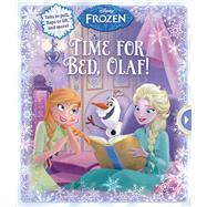Time for Bed, Olaf! by Froeb, Lori C.; Disney Storybook Art Team, 9780794437541