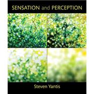 Sensation and Perception by Yantis, Steven, 9780716757542