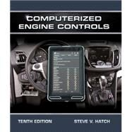 Computerized Engine Controls by Hatch, Steve V., 9781305497542