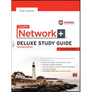 CompTIA Network+ Deluxe Study Guide Recommended Courseware Exam N10-005 by Lammle, Todd, 9781118137543