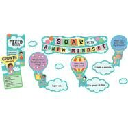 Soar With a New Mindset Mini Bulletin Board Set by Carson-Dellosa Publishing Company, Inc., 9781483837543