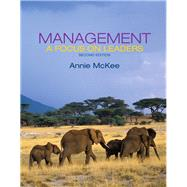 Management A Focus on Leaders by McKee, Annie, 9780133077544