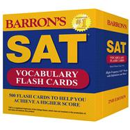 Barron's SAT Vocabulary by Green, Sharon Weiner, 9780764167546