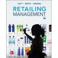 Retailing Management with Connect Access Card by Levy, Michael; Weitz, Barton; Grewal, Dhruv, 9781259167546
