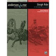 Sleigh Ride by Anderson, Leroy (COP); Anderson, Greg (COP), 9781470627546