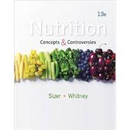 Bundle: Nutrition: Concepts and Controversies, Loose-leaf Version, 14th + LMS Integrated for MindTap® Nutrition, 1 term (6 months) Printed Access Card, 14th by Sizer, 9781337127547
