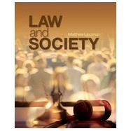 Law and Society by Lippman, Matthew, 9781412987547