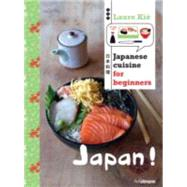 Japan: Japanese Cuisine for Beginners by Ki', Laure, 9783848007547