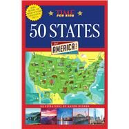 50 States by Time for Kids; Maher, John H., III (CON); Meshon, Aaron, 9781683307549
