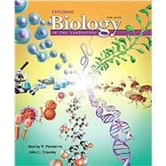 Exploring Biology in the Laboratory by Murray P. Pendarvis and? John L. Crawley, 9781617317552