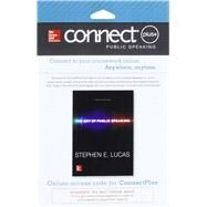 ConnectPlus Access Card for The Art of Public Speaking by Lucas, Stephen, 9780077797553
