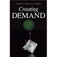 Creating Demand by TABIO, GERARDO V.BEAMER, SALLY, 9781591027553