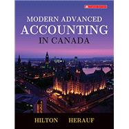 MODERN ADV.ACCT.IN CANADA by Unknown, 9781259087554