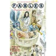 Fables Vol. 1: Legends in Exile (New Edition) by WILLINGHAM, BILLJEAN, JAMES, 9781401237554
