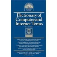 Dictionary of Computer and Internet Terms by Downing, Douglas, Ph.d.; Covington, Michael, Ph.d.; Conginton, Melody; Barrett, Catherine Anne; Covington, Sharon, 9780764147555