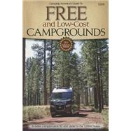The Wright Guide To Free and Low-Cost Campgrounds by Wright, Don; Byron, Carole W. (CON); Byron, Forrest (CON); Downs, Allen (CON), 9780937877555