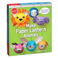 Paper Lantern Animals by Unknown, 9781338037555