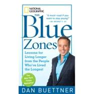 The Blue Zones by Buettner, Dan, 9781426207556