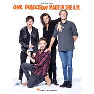 One Direction Made in the A.M. by One Direction (COP), 9781495057557