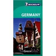 Michelin Green Guide Germany by Unknown, 9782067197558