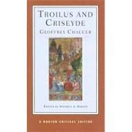Troilus & Criseyde Nce Pa by Chaucer,Geoffrey, 9780393927559