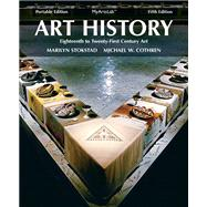 Art History Portables Book 6 by Stokstad, Marilyn; Cothren, Michael, 9780205877560