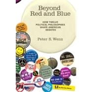 Beyond Red and Blue by Wenz, Peter S., 9780262517560