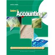 Century 21 Accounting : General Journal by Gilbertson, Claudia Bienias; Lehman, Mark W., 9780538447560