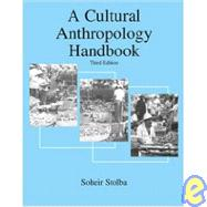 A Cultural Anthropology Handbook by SUKKARY-STOLBA, SOHEIR, 9780757527562