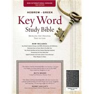 Hebrew-Greek Key Word Study Bible by AMG Publishers, 9780899577562