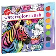 Watercolor Crush by Unknown, 9781338037562