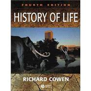 History of Life by Cowen, Richard, 9781405117562