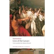 Lives of the Caesars by Suetonius; Edwards, Catharine, 9780199537563