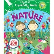 Nature: Creative Play, Fold-out Pages, Puzzles and Games, over 200 Stickers! by Brett, Anna, 9781438007564