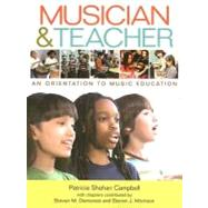 Musicn & Teacher Pa by Campbell,Patricia S., 9780393927566