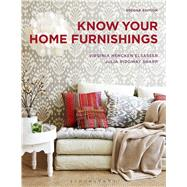 Know Your Home Furnishings by Elsasser, Virginia Hencken; Sharp, Julia, 9781628927566