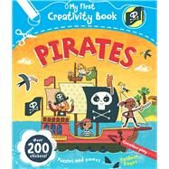 Pirates: Creative Play, Fold-out Pages, Puzzles and Games, over 200 Stickers! by Brett, Anna, 9781438007571