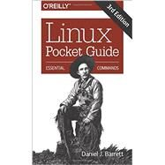 Linux Pocket Guide by Barrett, Daniel J., 9781491927571