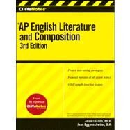 CliffsNotes AP English Literature and Composition by Casson, Allan; Eggenschwiler, Jean, 9780470607572