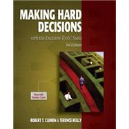 Making Hard Decisions with DecisionTools by Clemen, Robert T.; Reilly, Terence, 9780538797573