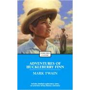 Adventures of Huckleberry Finn by Twain, Mark, 9780743487573