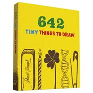 642 Tiny Things to Draw by Chronicle Books, 9781452137575