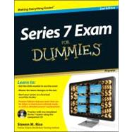 Series 7 Exam For Dummies by Rice, Steven M., 9781118117576