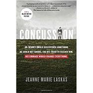 Concussion by Laskas, Jeanne Marie, 9780812987577