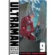 Ultraman 9 by Shimizu, Eiichi; Shimoguchi, Tomohiro, 9781421597577